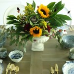 Harvest Centerpiece Arrangement