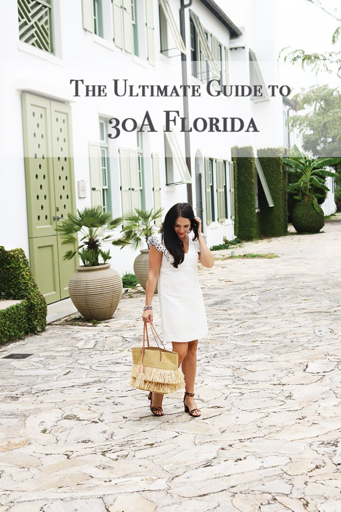 the ultimate guide to 30A Florida, guide to seaside Florida, rosemary Florida, travel to, where to stay in 30A, where to eat, what to wear, where to shop, alys beach, rosemary beach, the Hub 30A, Florida panhandle, guide to watercolor Florida, guide to Alys beach