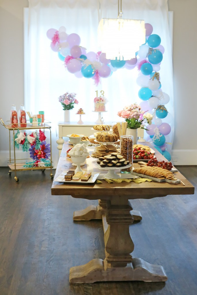 Mall Scavenger Hunt Birthday Party - Darling Darleen | A ...