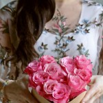 Heart Shape Flower Box Darling Darleen A Lifestyle Design Blog