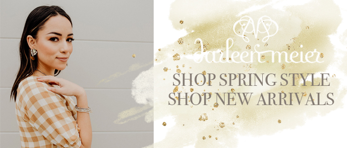 Shop Spring Styles and New Arrivals at Darleen Meier Jewelry
