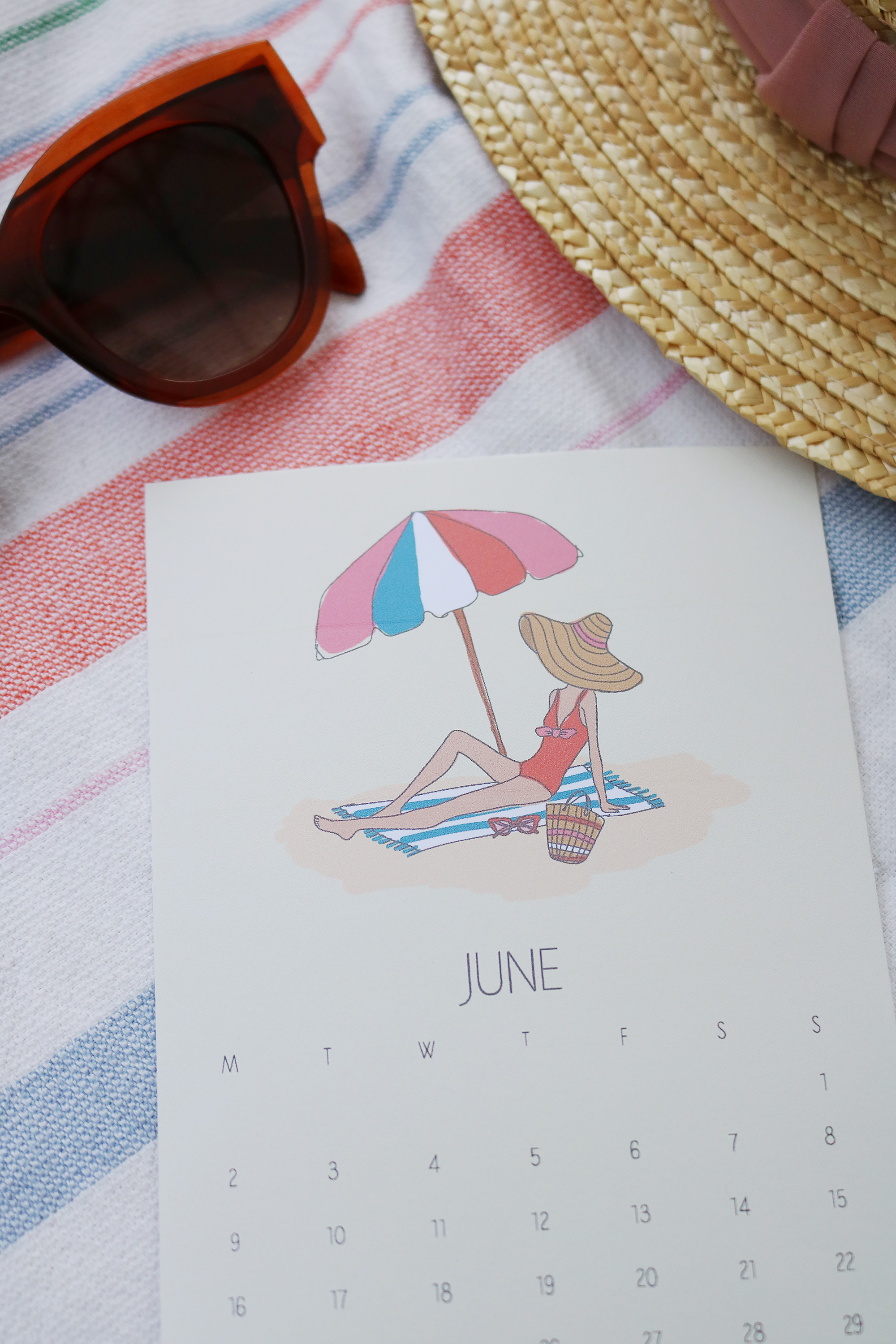 June Calendar is Here!