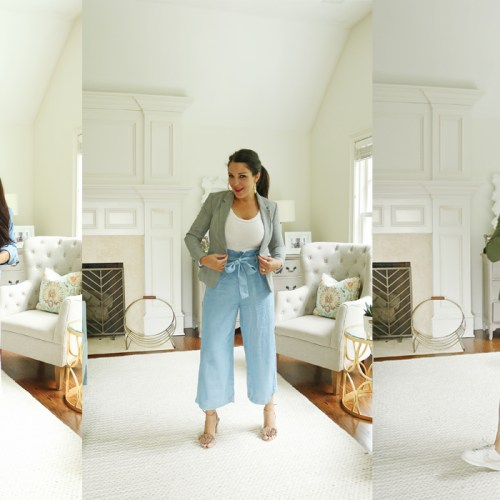 Transitioning Summer Outfits to Fall