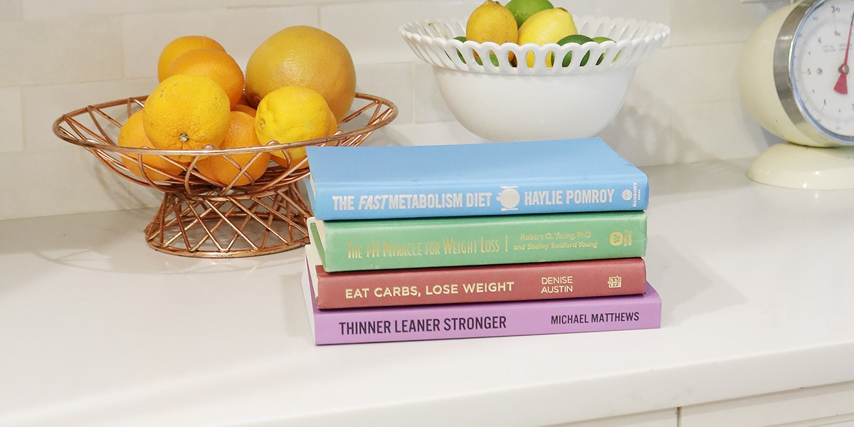 4 Diet WEIGHT LOSS Books