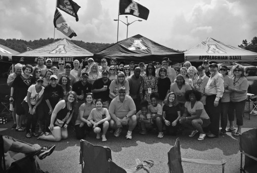 Appalachian Legends Tailgate