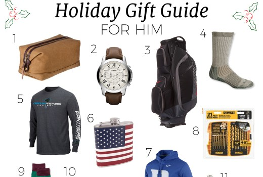 holiday gift guide for hime