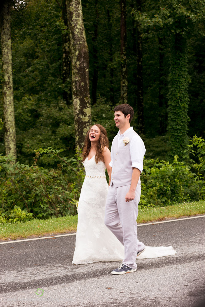 Emily & Brett Green's Boone Wedding on 6/27/15 by Charlene Elizabeth of .