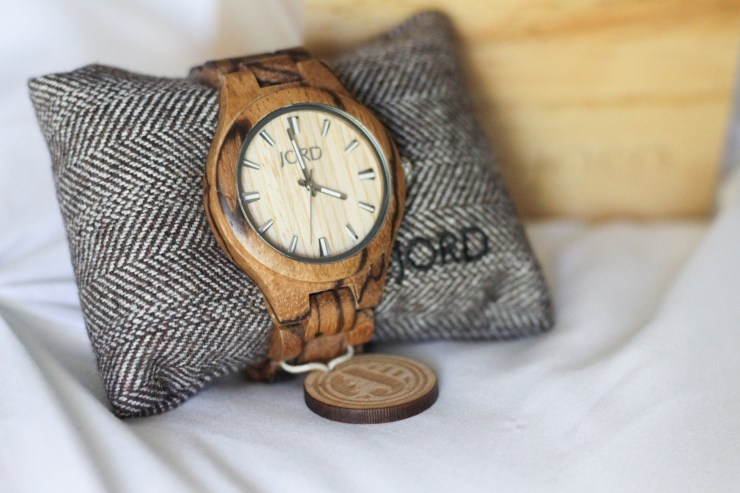 JORD wood watches - unique gifts for both men and women!