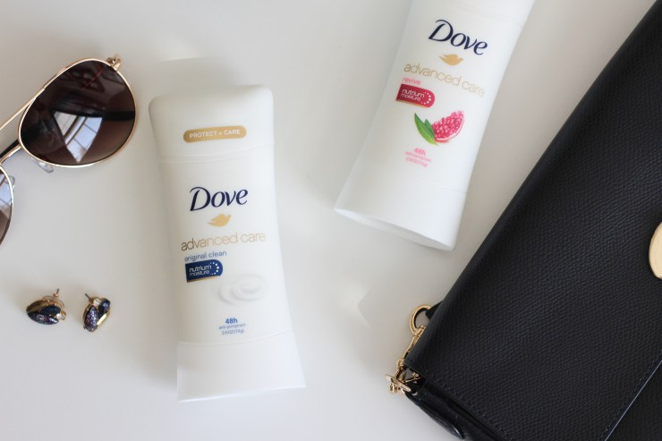 dove advanced care deodorant