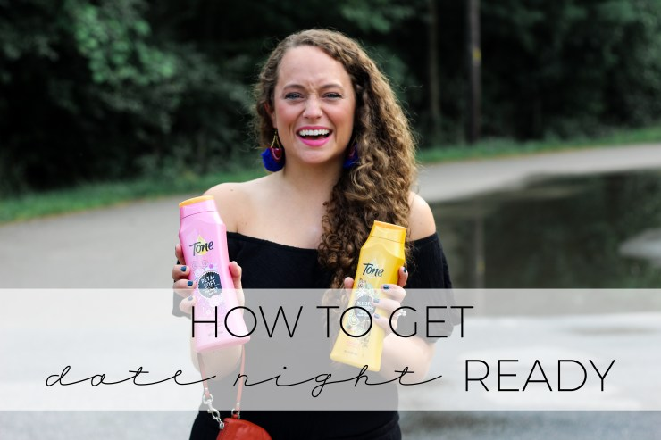 how to get date night ready with Tone Body Wash #FindYourTone #CollectiveBias #ad