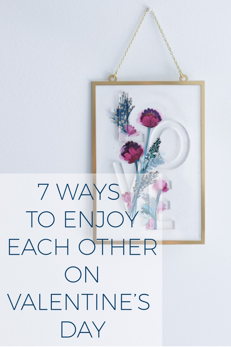 7 Ways to Enjoy Each Other this Valentine's Day with Hallmark Signature Cards at Walmart #CollectiveBias #SendingYourLove
