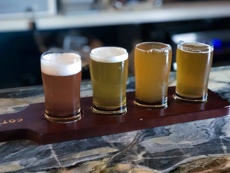cottonhouse brewery, cary breweries, raleigh breweries, triangle area breweries