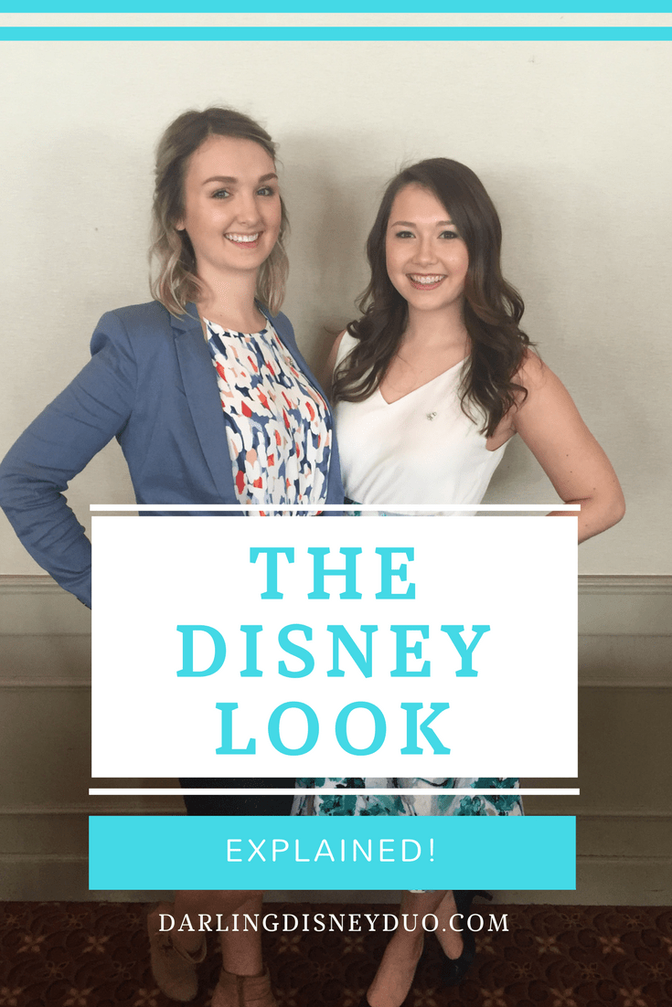 The Disney Look explained by an ex-cast member. Ready to see what you NEED to know?!