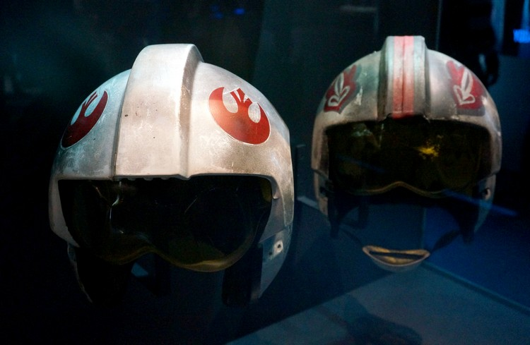 star wars exposition identities casques