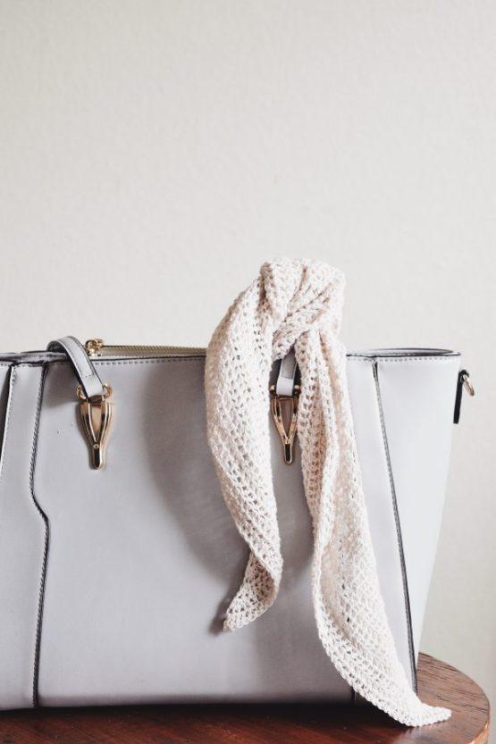easy crochet scarf pattern darling jadore
