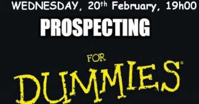 Prospecting for Dummies
