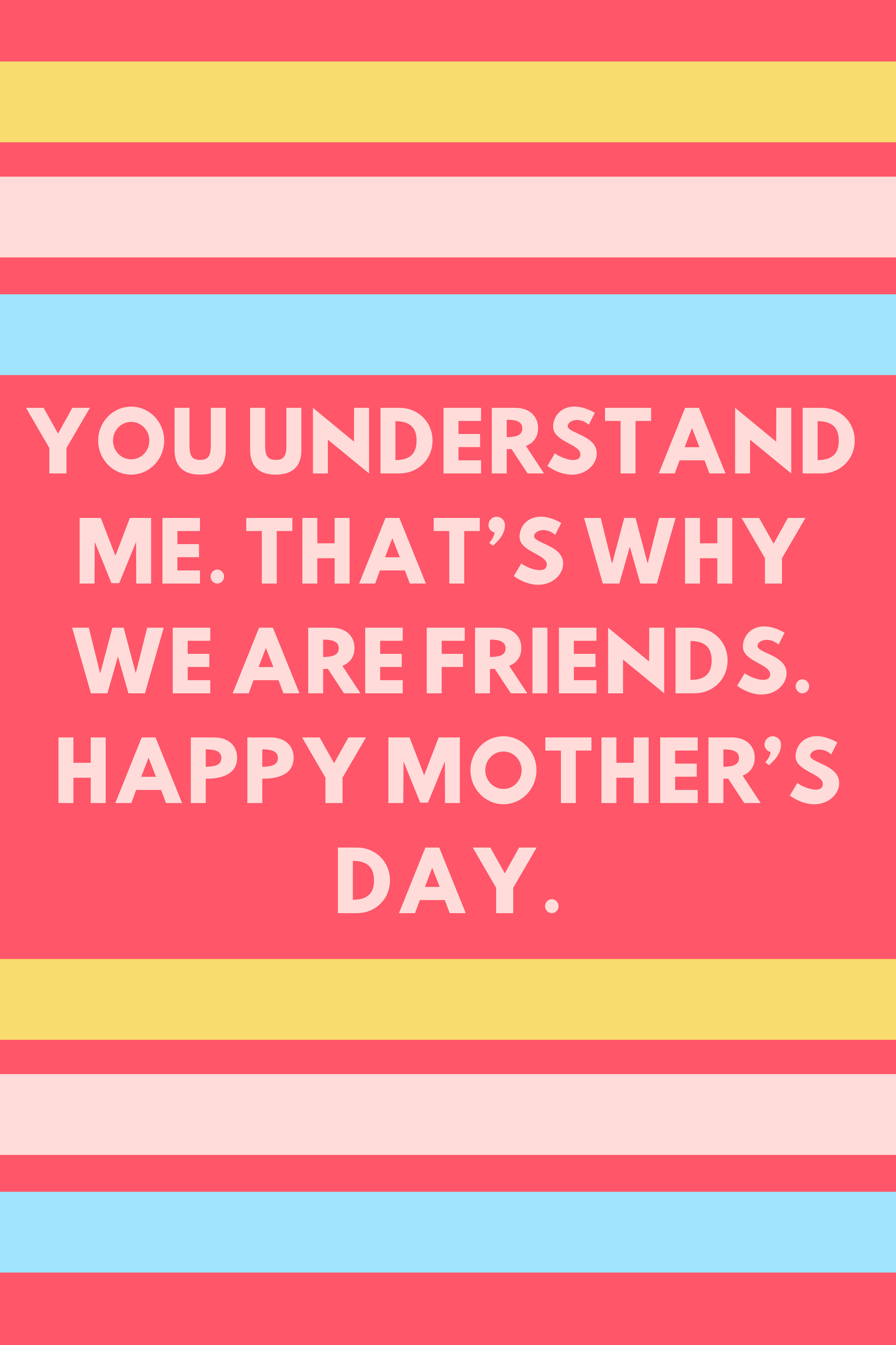Happy Mothers Day Bestie Images : happy, mothers, bestie, images, Happy, Mothers, Friend, Quotes, Images, Darling, Quote