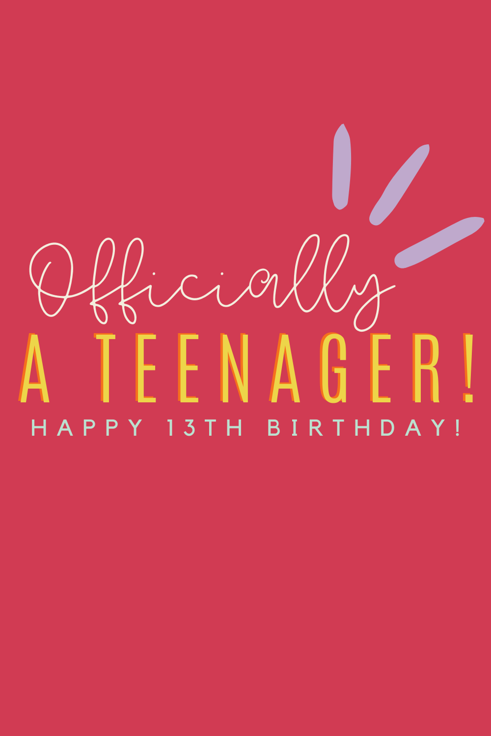 Teenage Birthday Quotes : teenage, birthday, quotes, Happiest, Birthday, Quotes, Darling, Quote