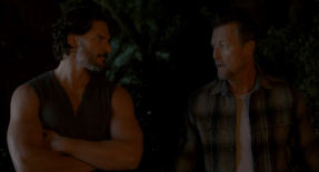 True Blood Season 6 Who Are You Really - Alcide & Jackson