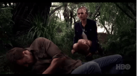 True Blood Season 6 The Sun - Sookie and Ben