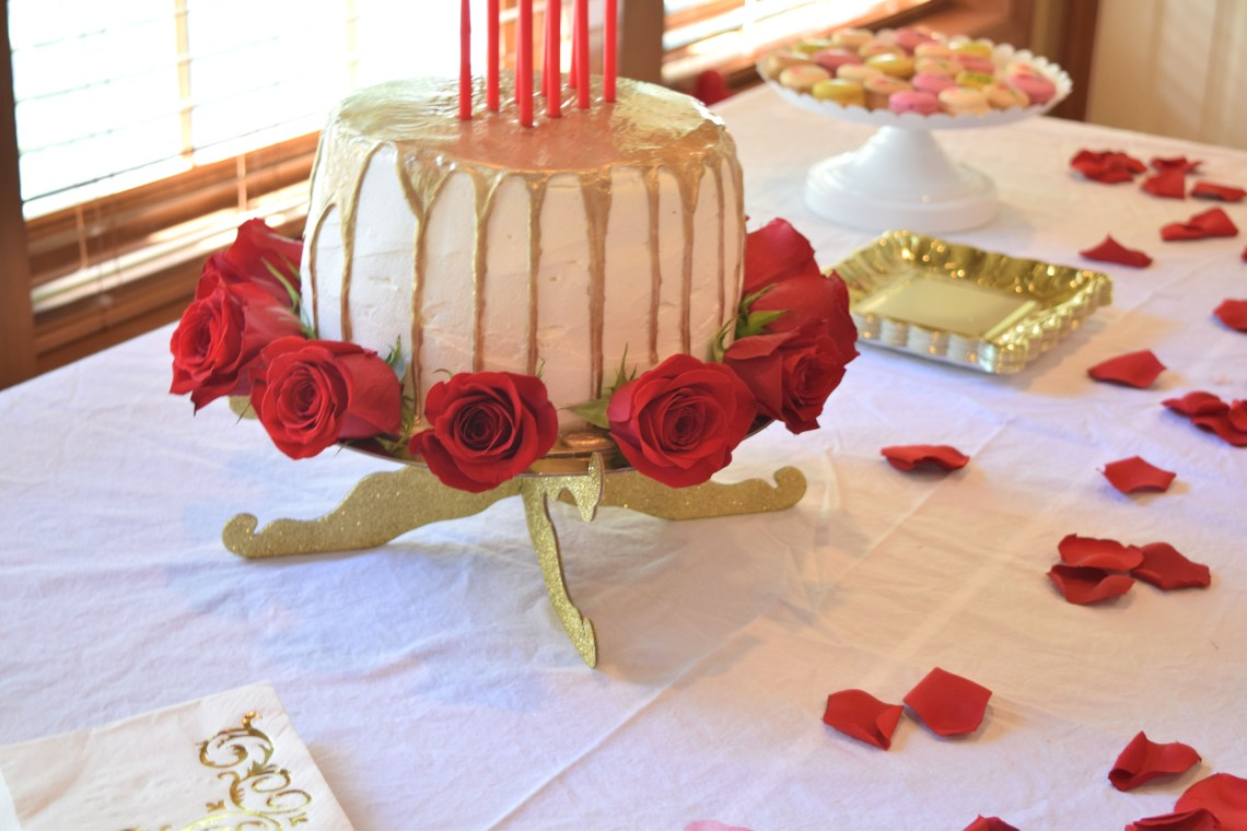 Beauty and the Beast Birthday Party - DarlingSouth.com