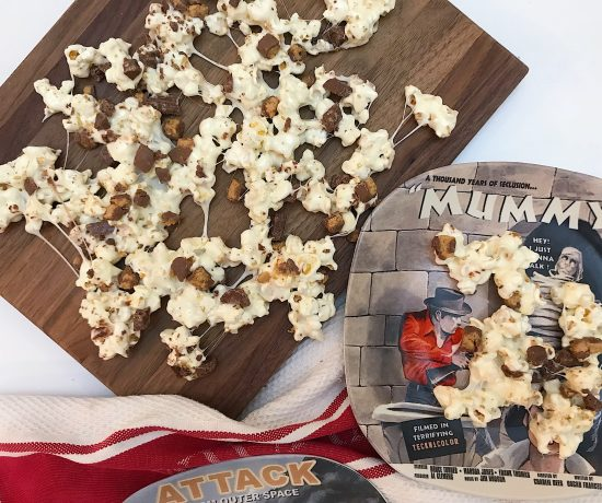 Halloween Popcorn Treats Recipe - DarlingSouth.com