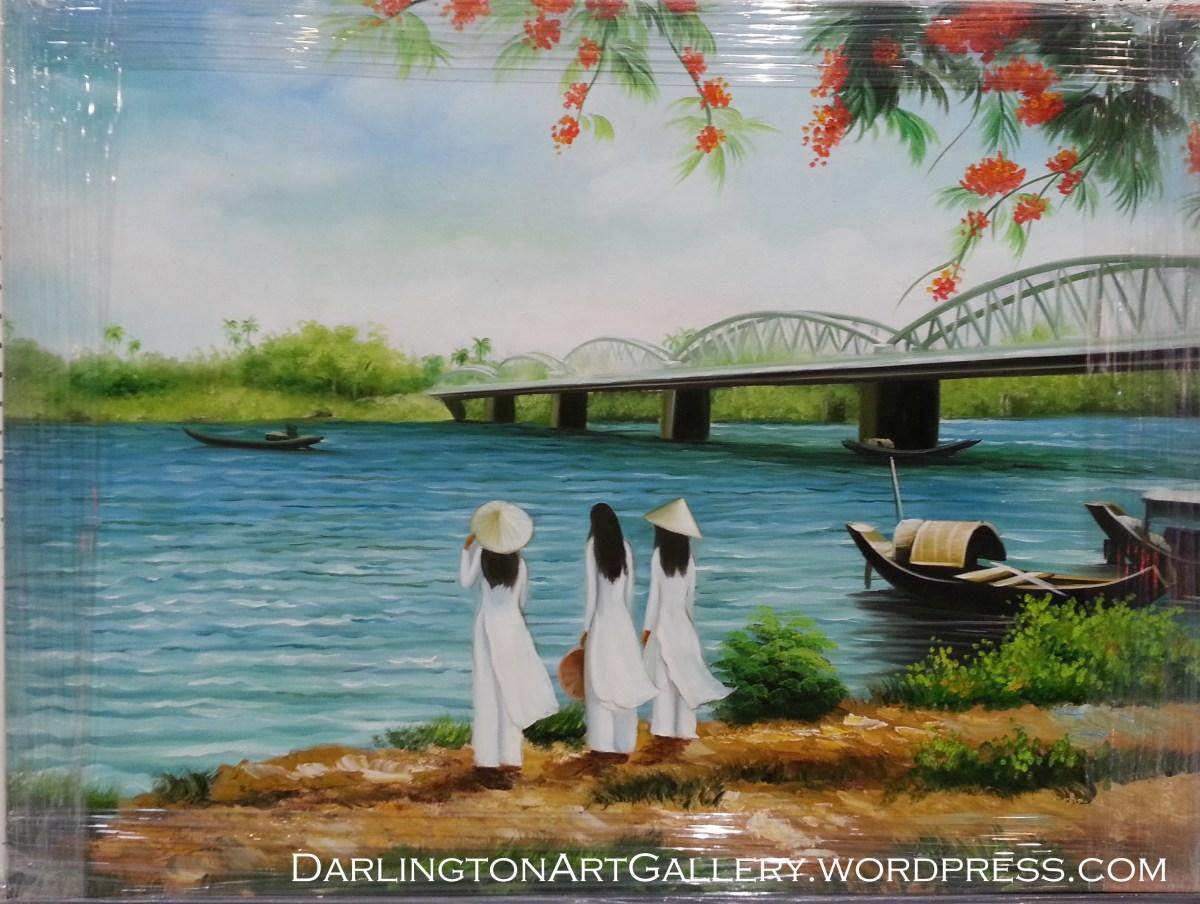 Vietnam Paintings Gallery