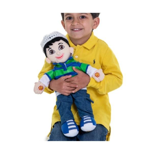 Speaking Talking Yousuf Doll EnglishArabic (Desi Doll)