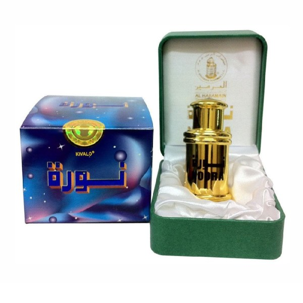 Noora Fragrance Attar - 12ml (Al Haramain)