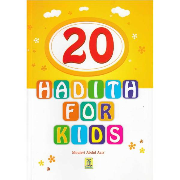 20 HADITH FOR KIDS (Darussalam)