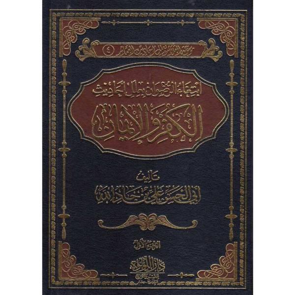 IBTIGHA ARRIDWAN BELAL AHADIYTH AL-KUFR WAL EYMAN - إبتغاء الرضوان بعلل أحاديث الكفر والإيمان