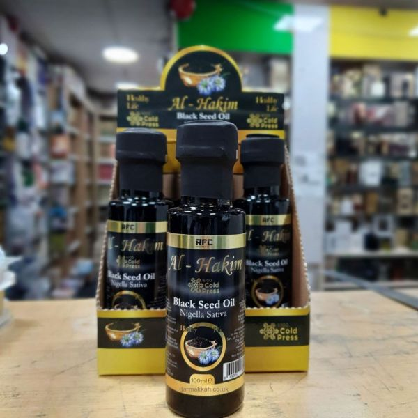 Black Seed Oil Nigella Sativa 100ml Cold Press