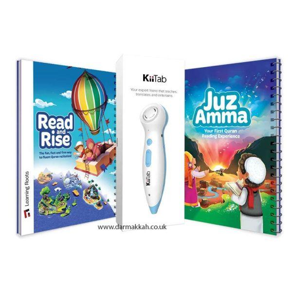 Kiitab with Read & Rise and Juz Amma
