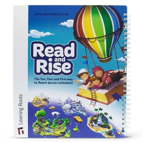 Read And Rise (Learning Roots)