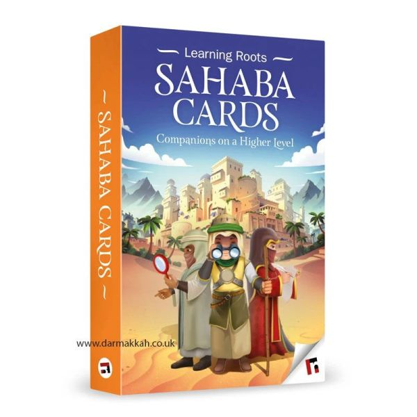 Sahaba Cards (Learning Roots)