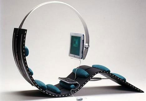 officemax ergonomic chair vintage style desk 20 unusual office designs - darn