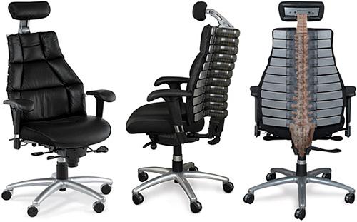 anthro ergonomic verte chair how to reupholster a cushion corner 20 unusual office designs darn backbone