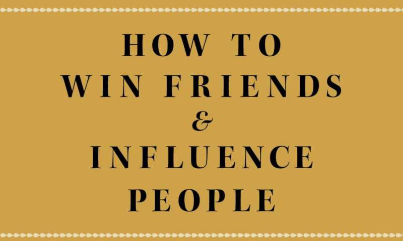 Book Summary How to Win Friends and Influence People