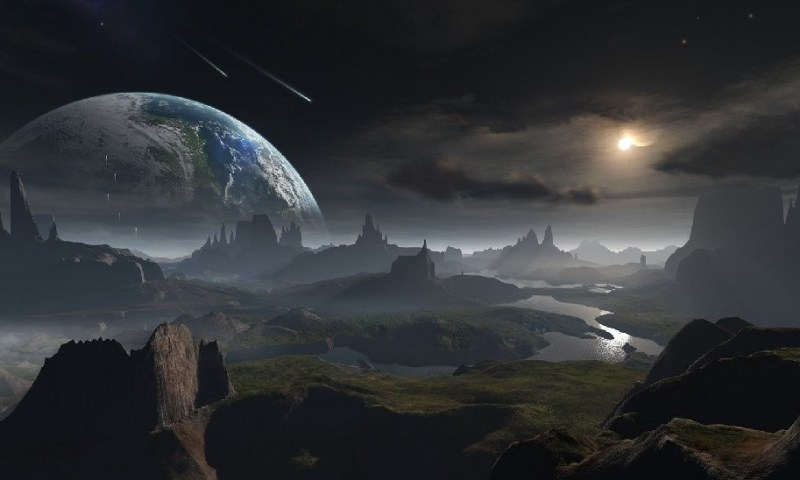 Earth 0.0 - A Fiction Story By Rahul Thakor