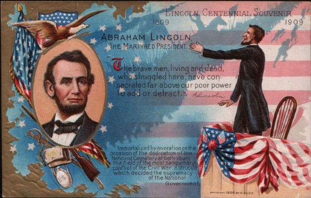 Lincoln July front