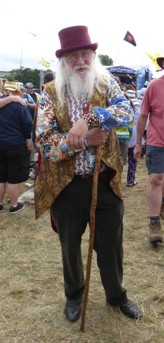 Just a regular Cropredy-ist