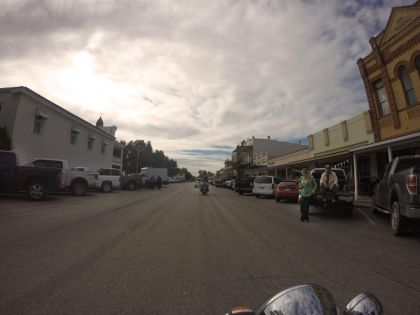 Riding into Goliad