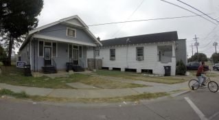 Outskirts of New Orleans