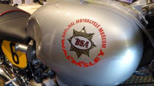 The National Motorcycle Museum, Birmingham - BSA