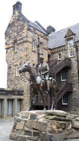 Statue to Field Marshal Earl Haig