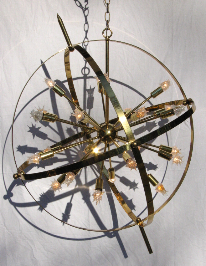 Armillary sphere chandelier aloadofball Image collections