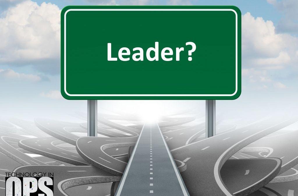 Technology Leader – Checklist…