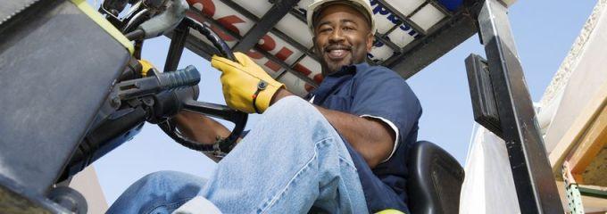 Forklift Operator at Manufacturing Plant in Birmingham, Alabama