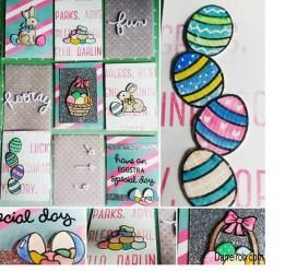Easter pocket letter