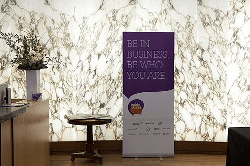 Photo of Inside and Out event banner